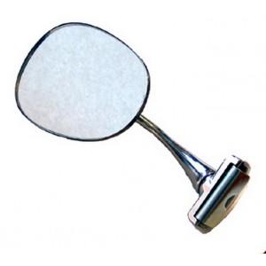 Rétroviseur ovale à clipser Traction 11 et 15cv