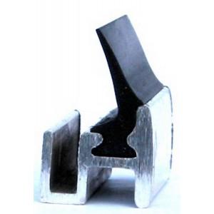 Joint caoutchouc de cadre de pare brise Traction 11 BL et BN
