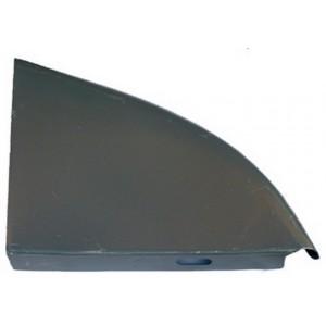 Embout d'aile avant droite à souder Traction 11 et 15cv photo non contractuelle vendu sans le trou ovale