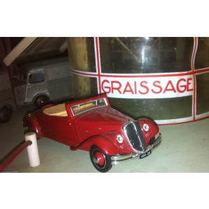 Cabriolet Traction 22 1934
