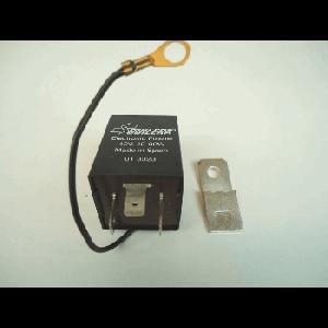 Centrale clignotante universelle 12 Volts sonore