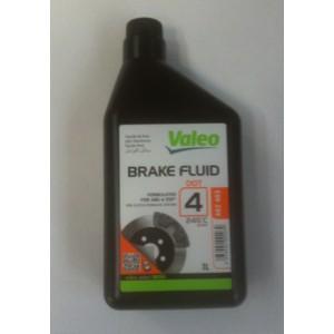 Liquide de freins DOT 4 le litre