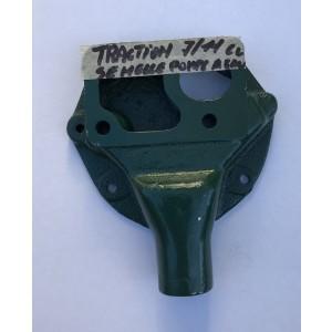 Semelle de pompe à eau Traction 7 et 11 CV