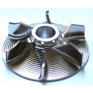 Turbine de pompe à eau 15cv