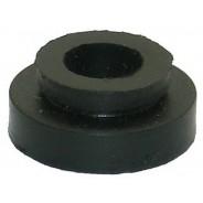 Canon caoutchouc de centrage de coussinet de balai sur auvent Traction  11 et 15cv