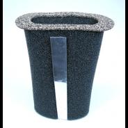 Cartouche filtre à air Vokes 230 mm Traction 11cv