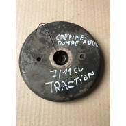 Crépine de pompe à huile Traction 7 et 11 cv