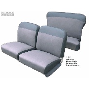 Ensemble de garnitures de sièges et panneaux de porte 11BL après 7 52