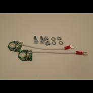 Jeu de led pour clignotants Axo blancs Traction 11 et 15 cv pour un meilleur éclairage