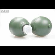 Paire de sphères de suspension arrière DS LHM