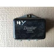 Régulateur neuf Ducellier 8243 F 12 volts