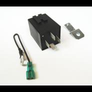 Relais de clignotant électronique + led Traction 11 et 15 cv