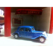 Traction 1936 bleue